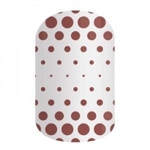 Marsala Mirage Jamberry Nail Wraps
