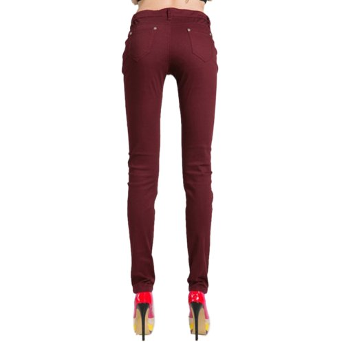 Hee Grand Women Hot Skinny Jeans