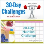 30-Day Challenges at Fit Body Full Life (Plus $500 Cash Giveaway)