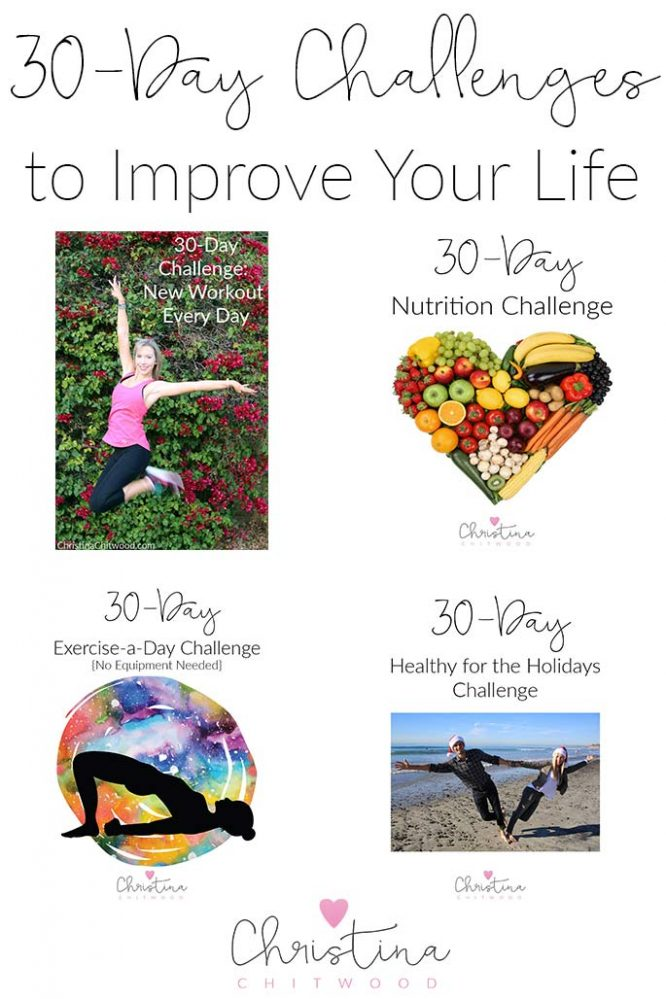30-Day Challenges to Improve Your Life