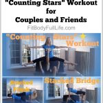 """""""Counting Stars"""" Workout for Couples and Friends"""