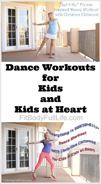 Dance Workouts for Kids and Kids at Heart