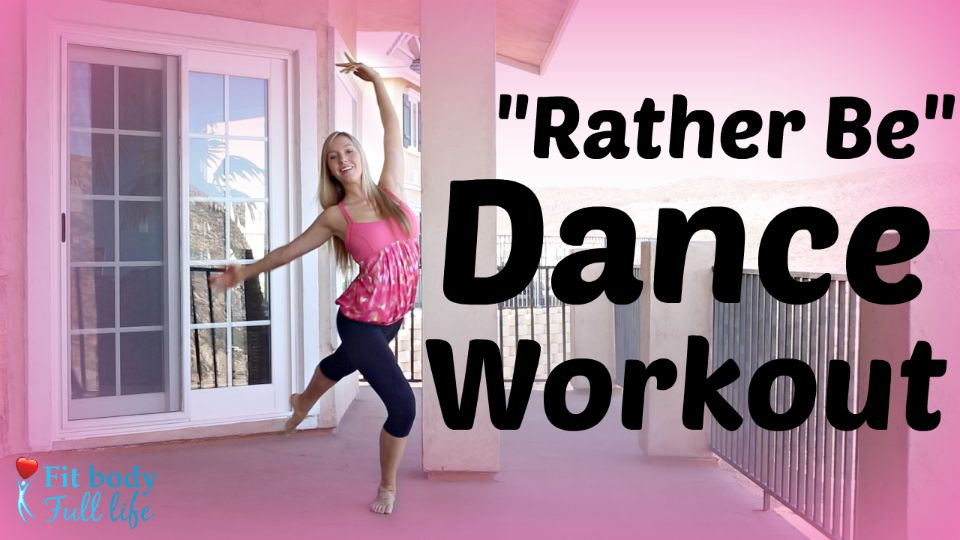 """Rather Be"" Dance Workout – Dance Fitness with Christina"