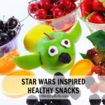 Star Wars Inspired Healthy Snacks