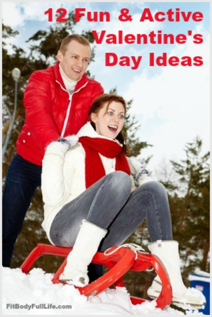 12 Fun & Active Valentine's Day Ideas