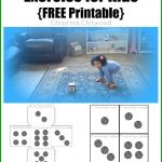 Recycling Crushes Exercise for Kids {FREE Printable}