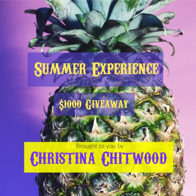Summer Experience $1000 Cash Giveaway