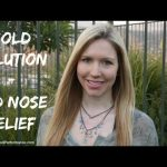 Cold Solution – Red Nose Relief
