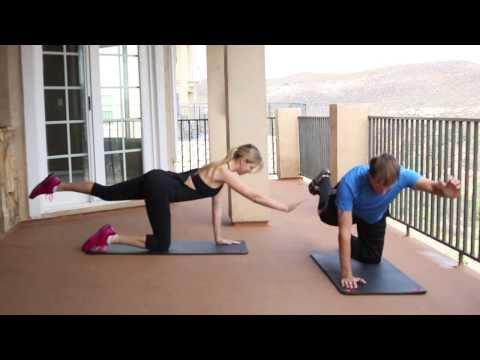 Bird-Dog Exercise – Back Pain Buster