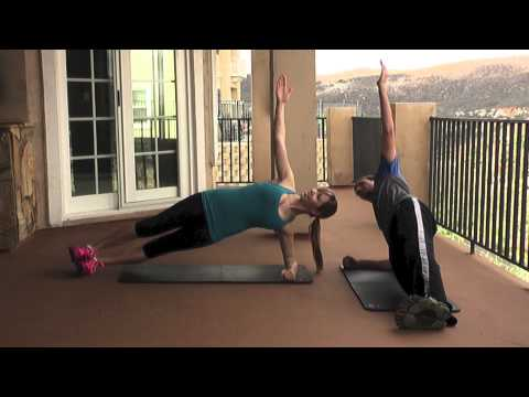 Side Plank – Slim Waist, Strong Body