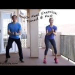 Quick Feet Exercise – Toned and Fast