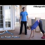Inchworm Exercise – Grow an Inch Taller