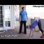 Inchworm Exercise – Grow an Inch Taller