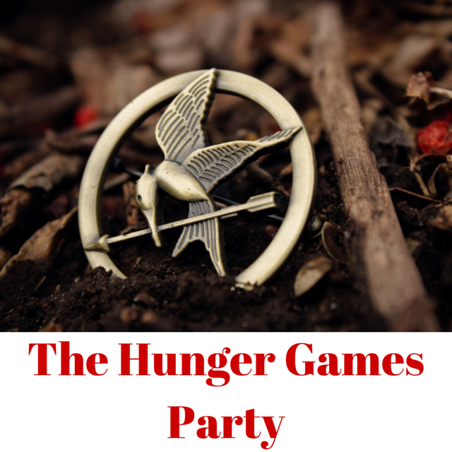 The Hunger Games Jamberry Nails Party