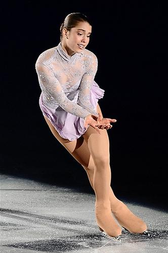 Inspiration from the 2011 U.S. Ladies Champion, Alissa Czisny