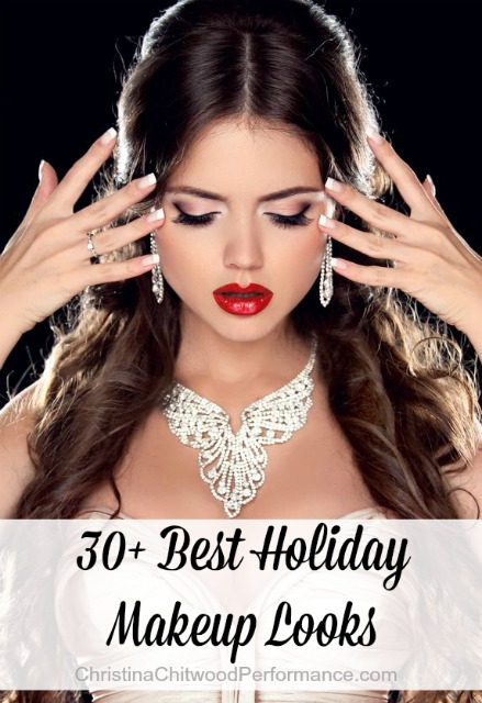 30+ Best Holiday Makeup Looks