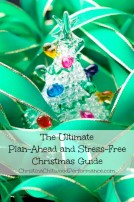 The Ultimate Plan-Ahead and Stress-Free Christmas Guide