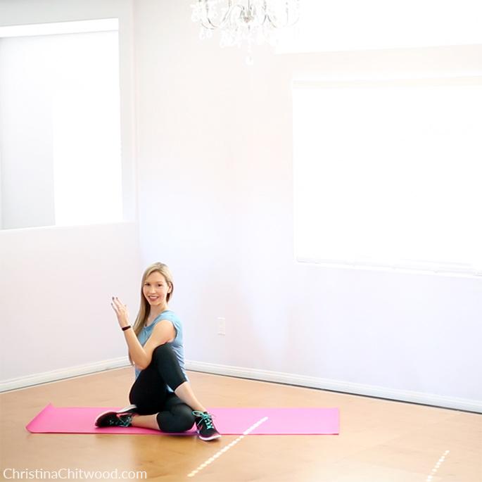 Back-Tightness-Releaser Flexibility Workout {Fitness Tutorial}