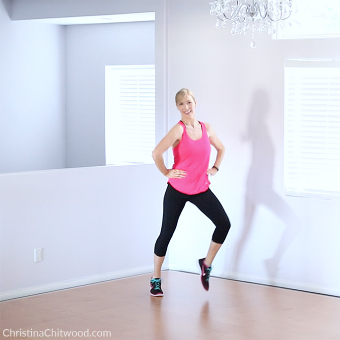 Fat-Burning Dance HIIT Workout {Dance Fitness Tutorial}