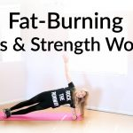 Fat-Burning Pilates and Strength Workout {Fitness Tutorial}