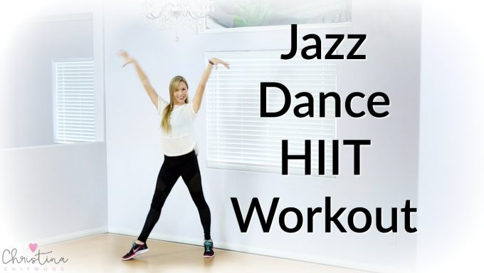 Jazz Dance HIIT Workout {Dance Fitness Tutorial}