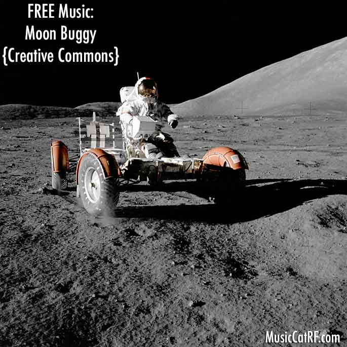 "FREE Music: ""Moon Buggy"" Song {Creative Commons}"