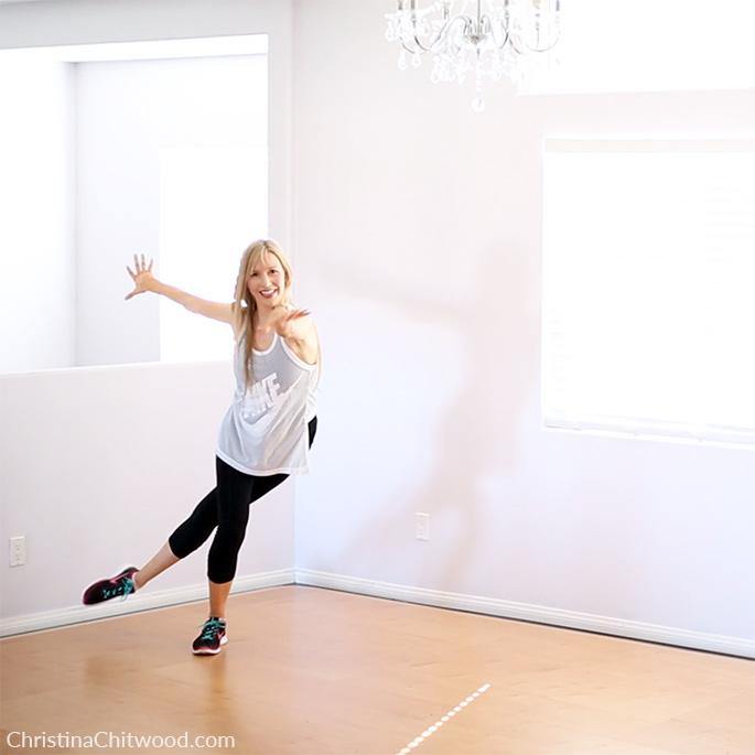 Rockin' Dance HIIT Workout {Dance Fitness Tutorial}