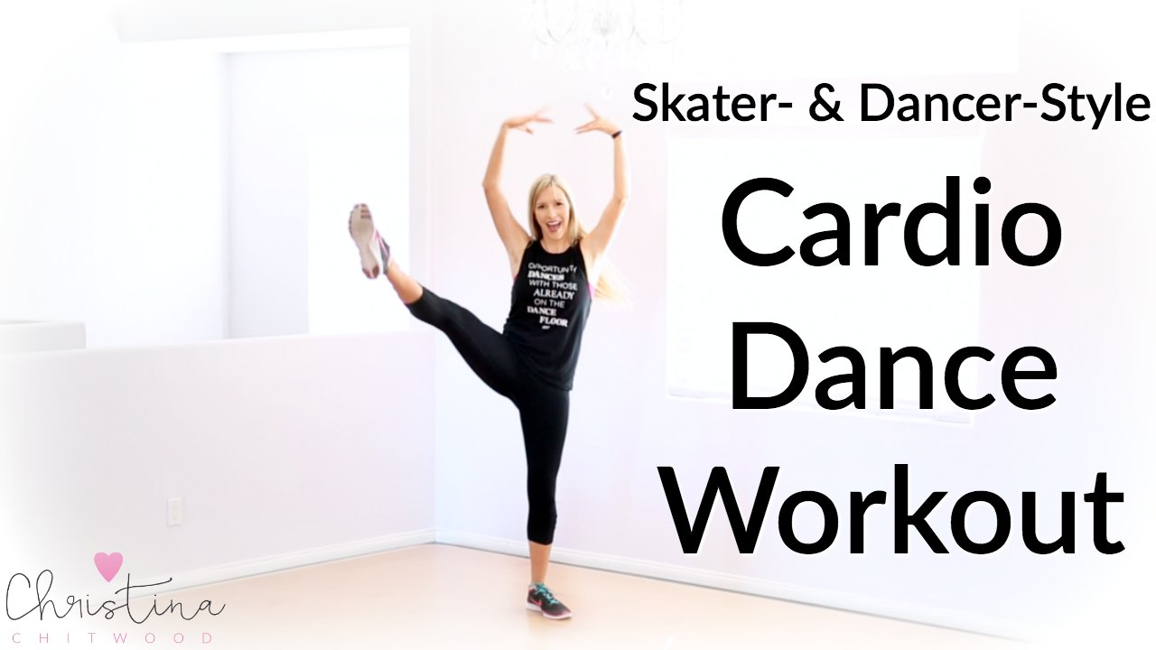 Skater- and Dancer-Style Cardio Dance Workout {Dance Fitness Tutorial}