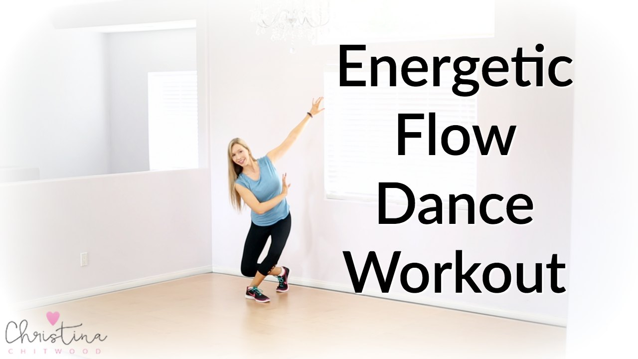 Energetic Flow Dance Workout {Dance Fitness Tutorial}
