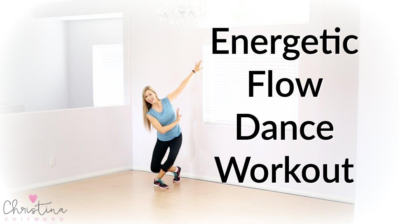 Energetic Flow Dance Workout {Dance Fitness Tutorial}