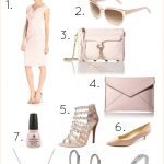Classy Spring Fashion {Knee Length Inspired Look}