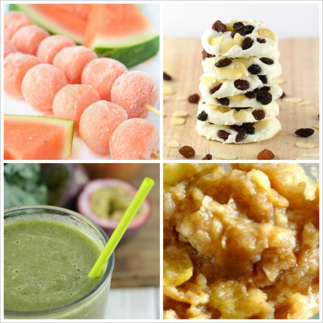 20+ Yummy and Healthy Snacks for Kids