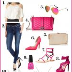 Fabulous Summer Fashion Look to Make You Feel Happy