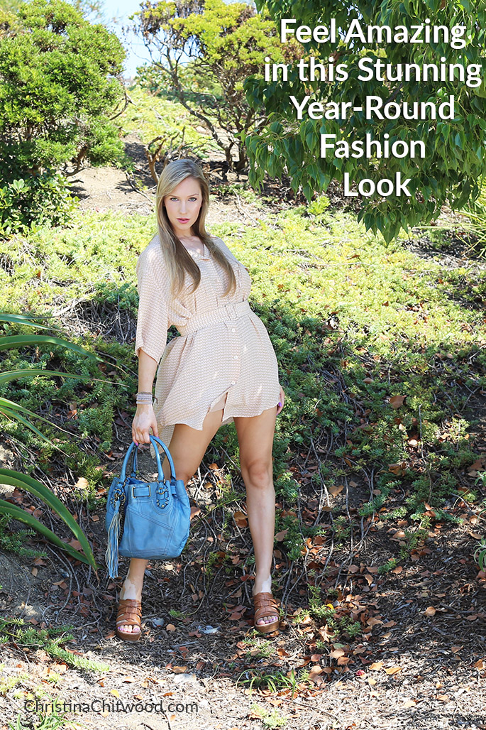 Feel Amazing in this Stunning Year-Round Fashion Look
