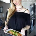 Quick and Easy Vegetti Recipe: Tastes Just Like Spaghetti! {Vegan and Gluten-Free}