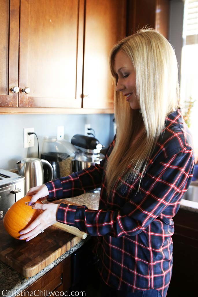 How to Make Super-Easy Pumpkin Carvings with One Simple Trick - 7