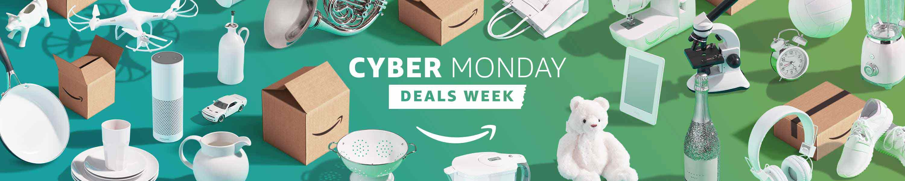 Amazon Cyber Monday Deals Week