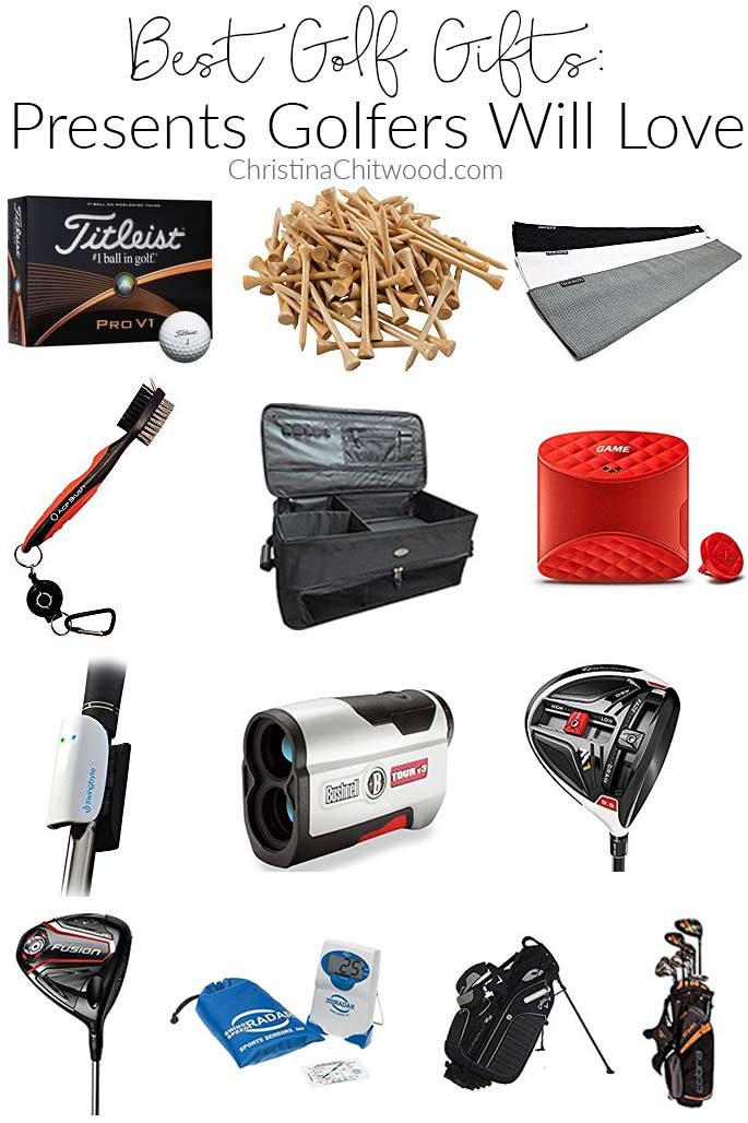 Best Golf Gifts - Presents Golfers Will Love