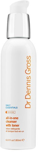Dr. Dennis Gross Skincare All-In-One Facial Cleanser with Toner