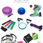 Gift Guide: The Best Fitness Presents Under $10 {Perfect for Stocking Stuffers}