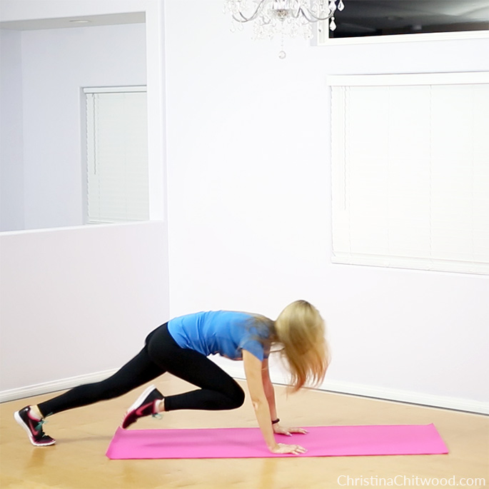 Calorie Blasting Pilates and Strength Workout {Fitness Tutorial}
