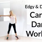 Edgy and Dramatic Cardio Dance Workout {Dance Fitness Tutorial}