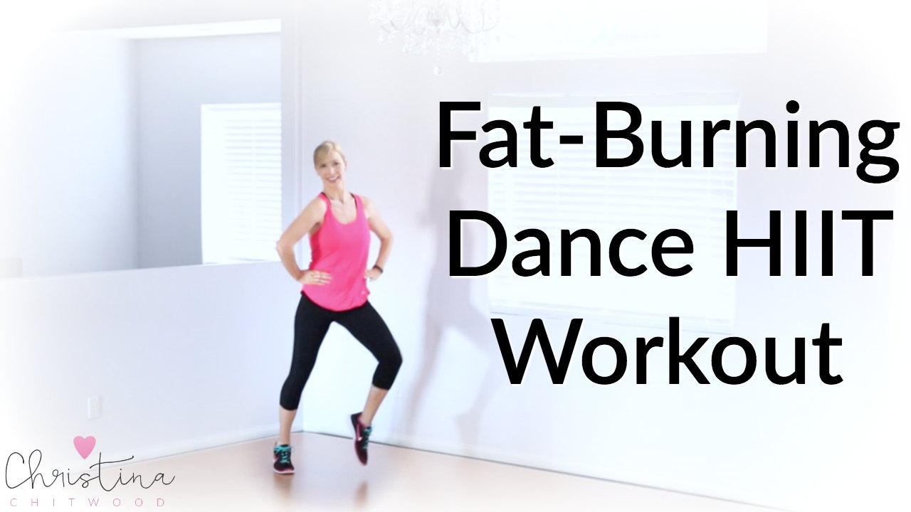 Fat-Burning Dance HIIT Workout