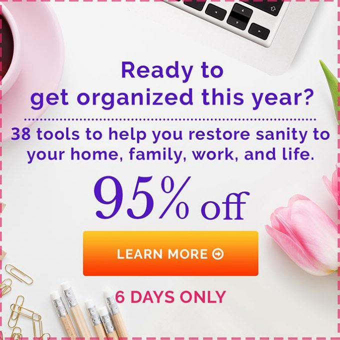 Organize Your Life and Conquer Your Clutter with This Super Bundle (95% Off)!