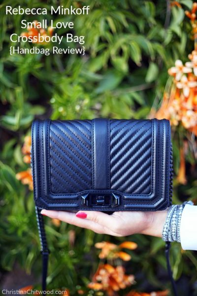 Rebecca Minkoff Small Love Crossbody Bag {Handbag Review}