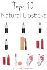 Top 10 Natural Lipsticks