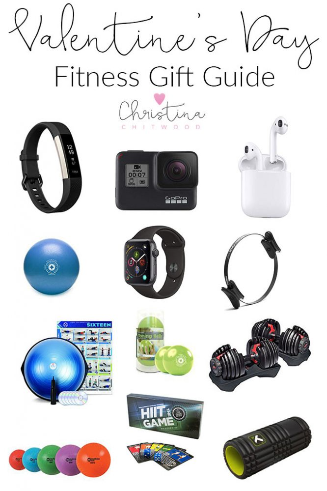 Valentines Day Fitness Gift Guide