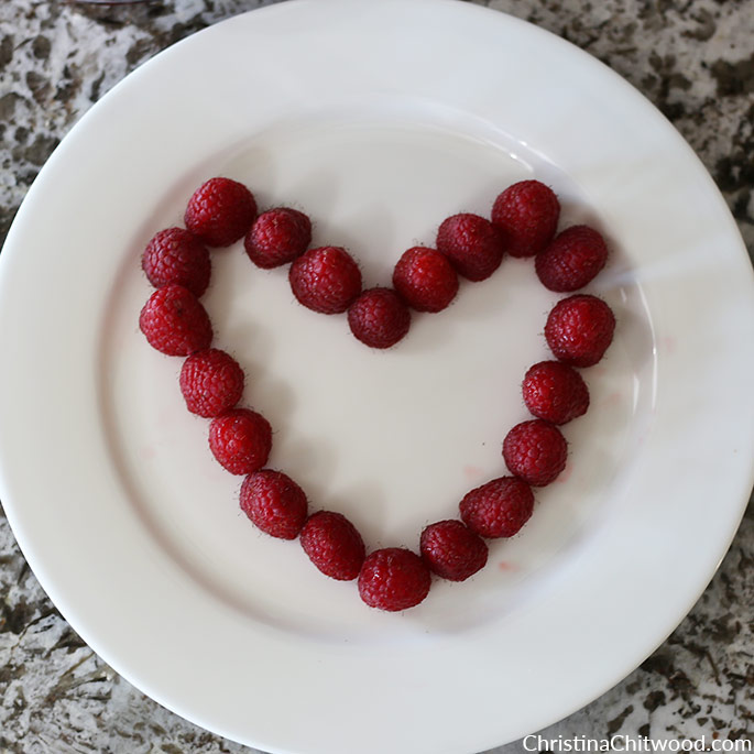 How to Make a Super-Simple, Super-Healthy Fruit Heart - 3
