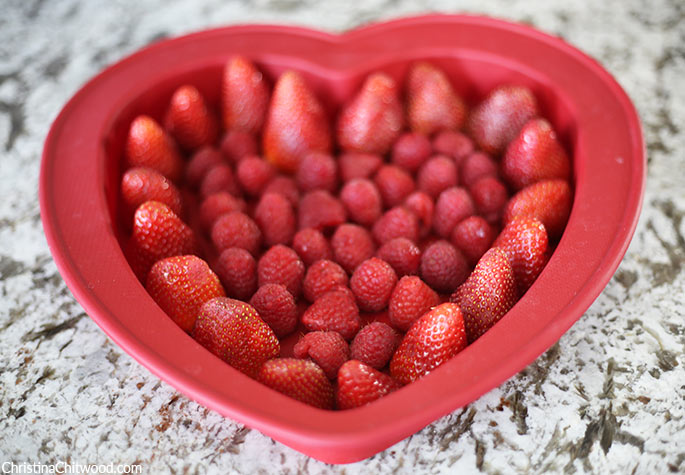 How to Make a Super-Simple, Super-Healthy Fruit Heart - 6