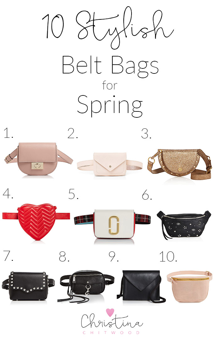 10 Stylish Belt Bags for Spring